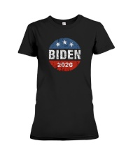Biden-2020 Premium Fit Ladies Tee thumbnail