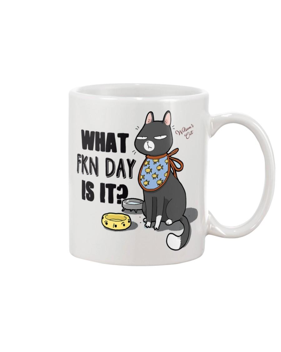 What Fkn Day Is It Mug