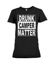 Drunk Camper Matter Premium Fit Ladies Tee thumbnail
