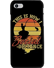 Hunting and Fishing Social Distance Phone Case thumbnail