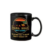 Mothers Day 2020 mama bear  Mug front