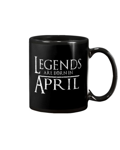 Legends Are Born In April GOT