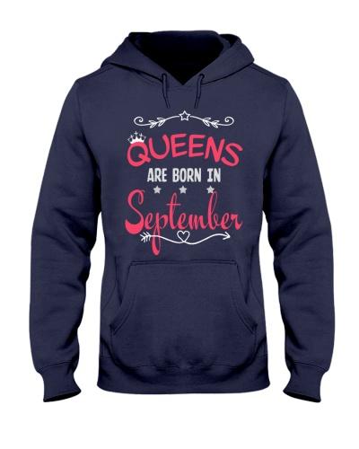 September Queens Vintage