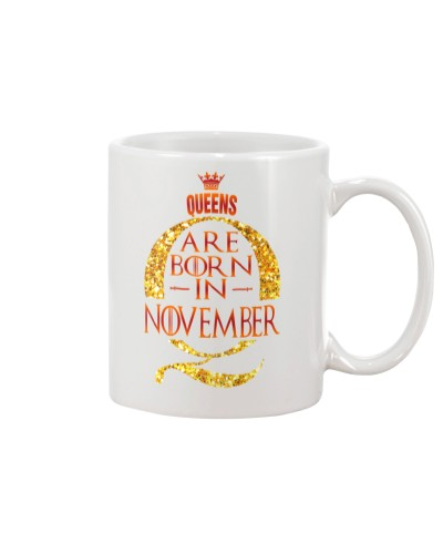 GOT Queens are born in November