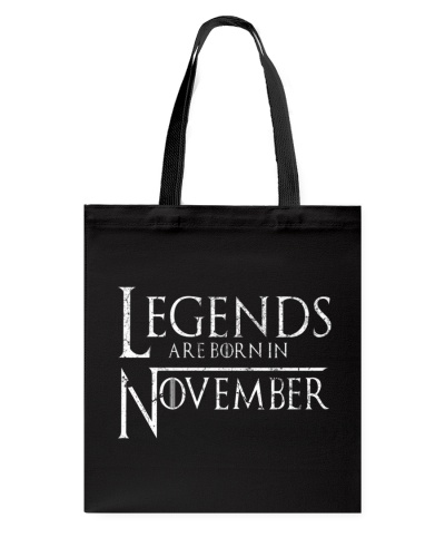 Legends Are Born In November GOT