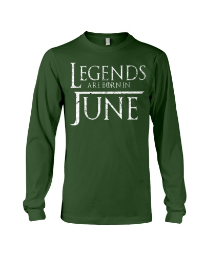 Legends Are Born In June GOT