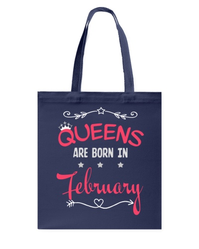February Queens Vintage