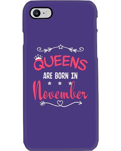 November Queens Vintage