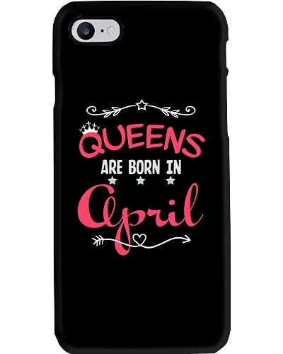 April Queens Vintage