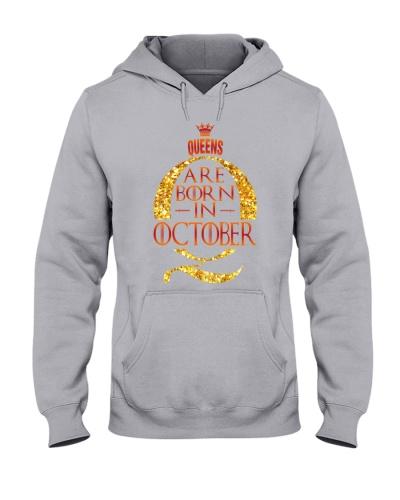 GOT Queens are born in October