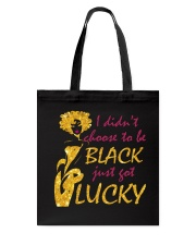 Proud To be Black Tote Bag thumbnail