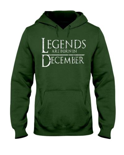 Legends Are Born In December GOT