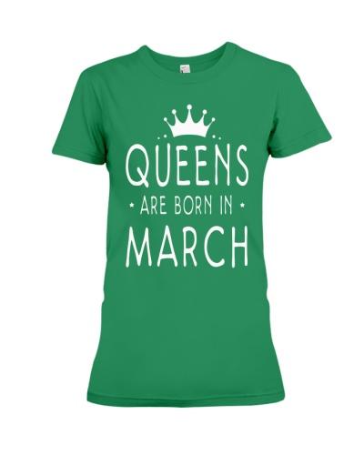 March Queens