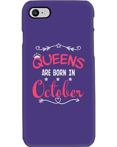 October Queens Vintage