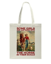 THE HORSE IN THEIR SOULS Tote Bag thumbnail