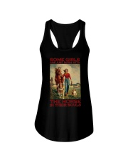 THE HORSE IN THEIR SOULS Ladies Flowy Tank thumbnail