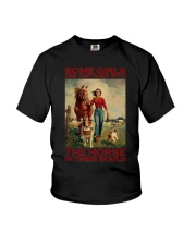 THE HORSE IN THEIR SOULS Youth T-Shirt thumbnail