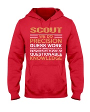 Scout Hooded Sweatshirt front