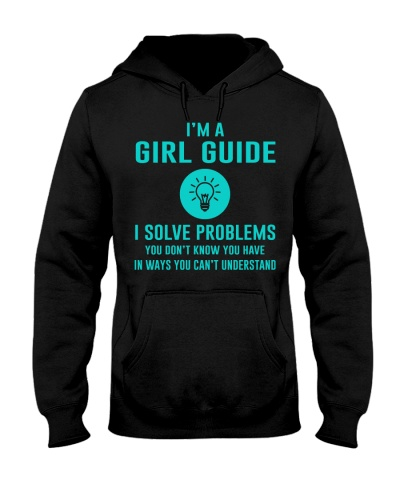 I'm a Girl Guide I solve problems