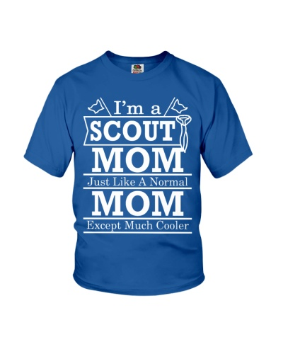 I'm a Scout Mom