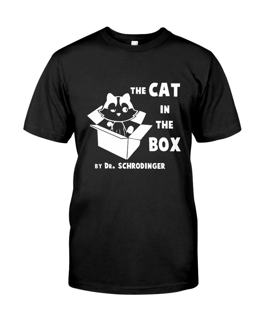 THE CAT IN THE BOX Classic T-Shirt