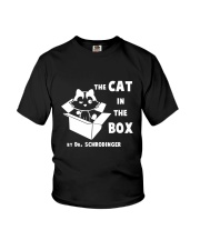 THE CAT IN THE BOX Youth T-Shirt thumbnail