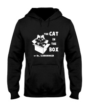 THE CAT IN THE BOX Hooded Sweatshirt thumbnail