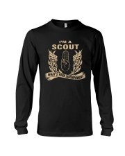 I'm A Scout Long Sleeve Tee thumbnail
