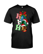 HORSE CHRISTMAS Classic T-Shirt tile