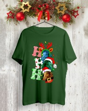 HORSE CHRISTMAS Classic T-Shirt lifestyle-holiday-crewneck-front-2