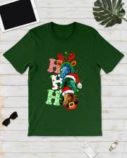 HORSE CHRISTMAS Classic T-Shirt lifestyle-mens-crewneck-front-17