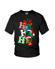 HORSE CHRISTMAS Youth T-Shirt tile