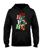HORSE CHRISTMAS Hooded Sweatshirt tile