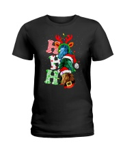 HORSE CHRISTMAS Ladies T-Shirt tile