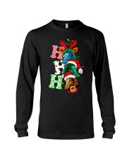 HORSE CHRISTMAS Long Sleeve Tee tile