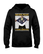 Never Fear Hooded Sweatshirt tile