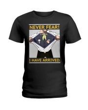Never Fear Ladies T-Shirt tile