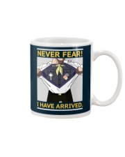 Never Fear Mug tile