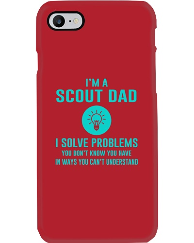 I'm a Scout Dad I solve problems