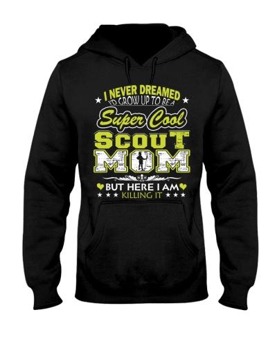 I'm a Super Cool Scout Mom