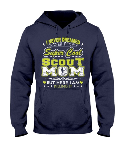 I'm a Super Cool Scout Mom