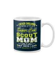 I'm a Super Cool Scout Mom Mug thumbnail