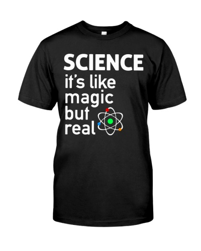 Science - Its like magic but real