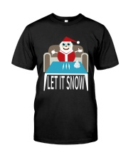 LET IT SNOW Classic T-Shirt thumbnail