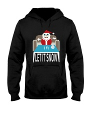 LET IT SNOW Hooded Sweatshirt thumbnail