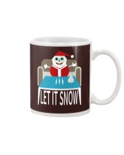 LET IT SNOW Mug thumbnail