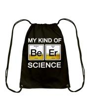 MIND KIND OF SCIENCE Drawstring Bag thumbnail