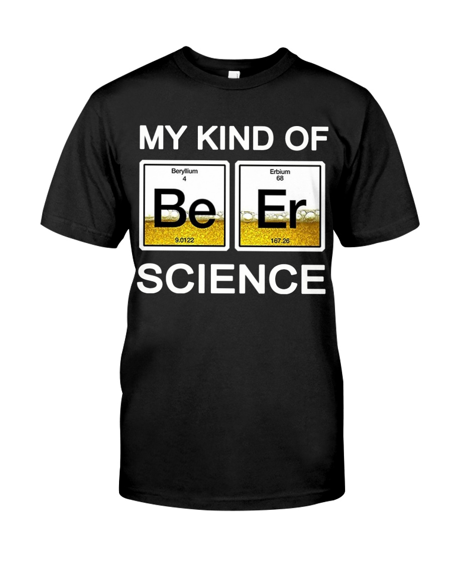 MIND KIND OF SCIENCE Classic T-Shirt