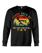 THEY CAN'T STOP US ALL Crewneck Sweatshirt thumbnail