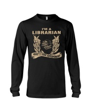 I'm A Librarian Long Sleeve Tee thumbnail